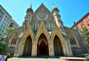 Christ Church Cathedral, Montreal, Que.