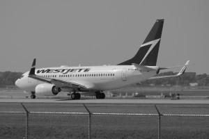 Westjet Boeing 737