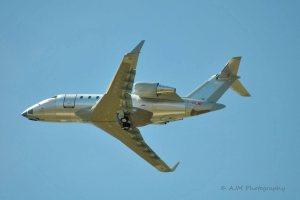 Bombardier CL600 C-GLNI